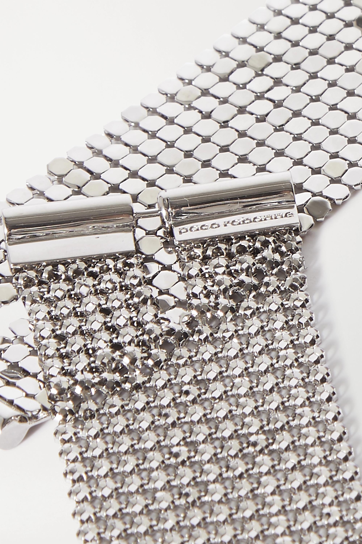 Paco Rabanne Chainmail earrings