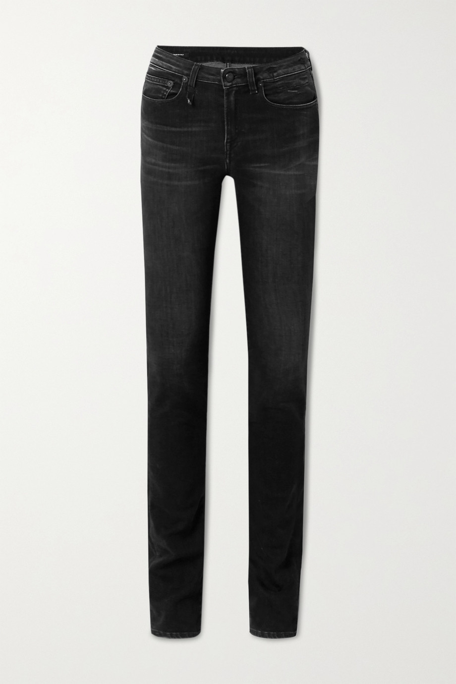 R13 Alison mid-rise skinny jeans