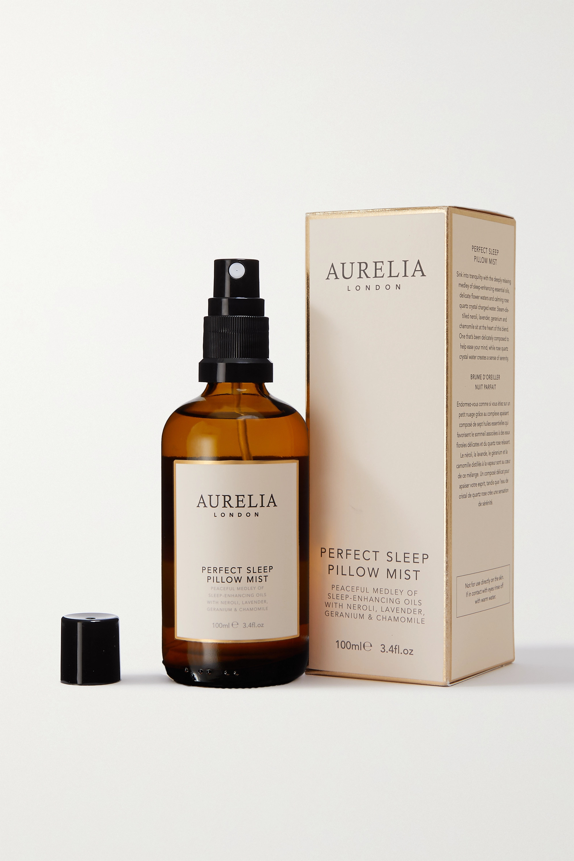 Aurelia Probiotic Skincare + NET SUSTAIN Perfect Sleep Pillow Mist, 100ml