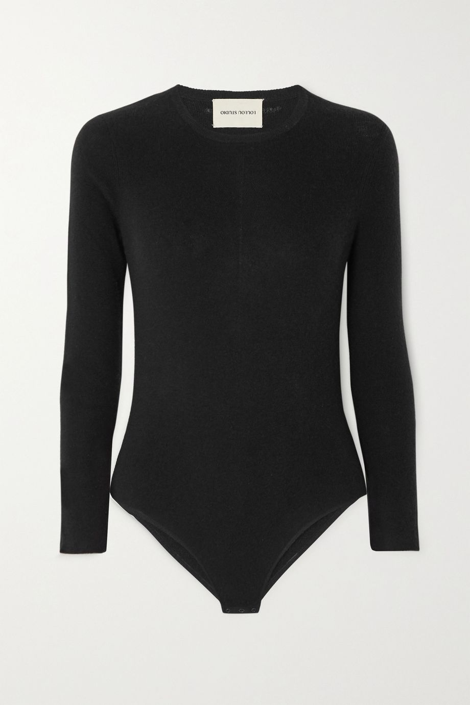 LOULOU STUDIO Cashmere-blend bodysuit