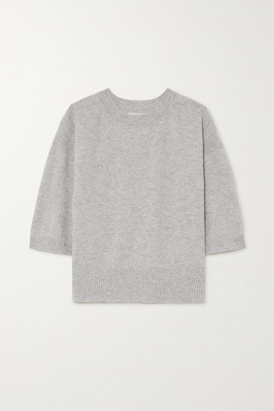 LOULOU STUDIO Hao mélange cashmere sweater