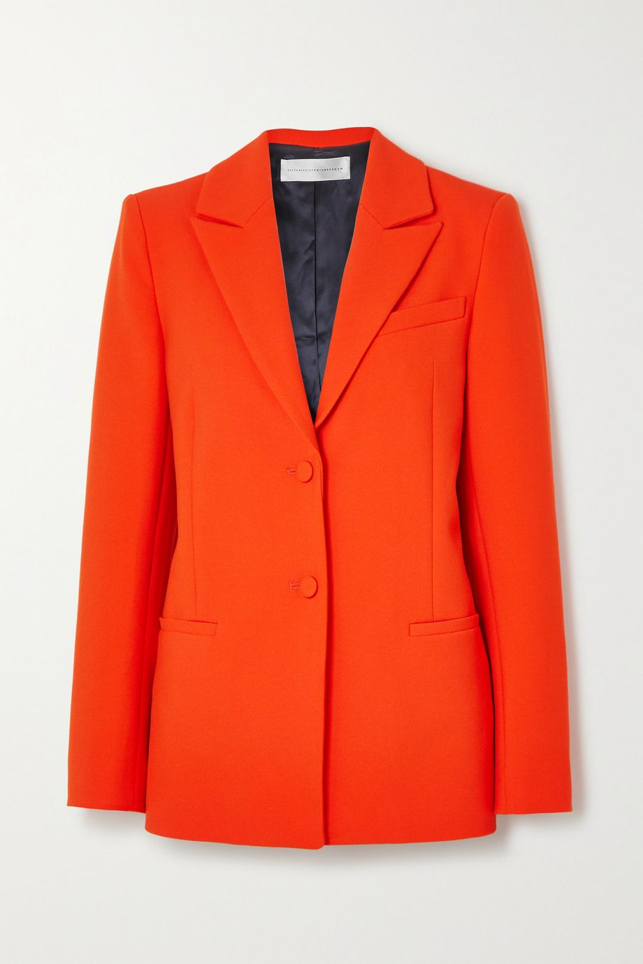Victoria, Victoria Beckham Crepe blazer