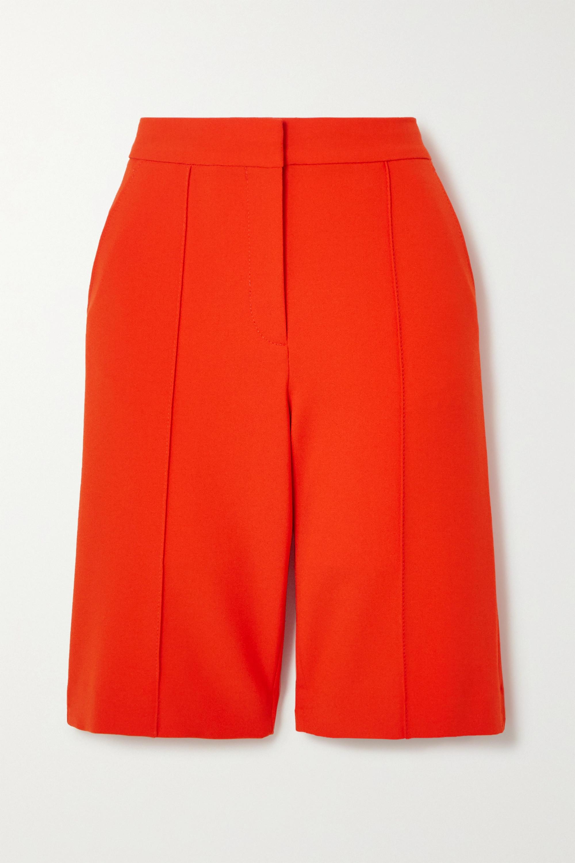 Victoria, Victoria Beckham Stretch-crepe shorts