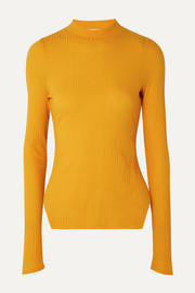 REJINA PYO Candice ribbed stretch-Tencel jersey top
