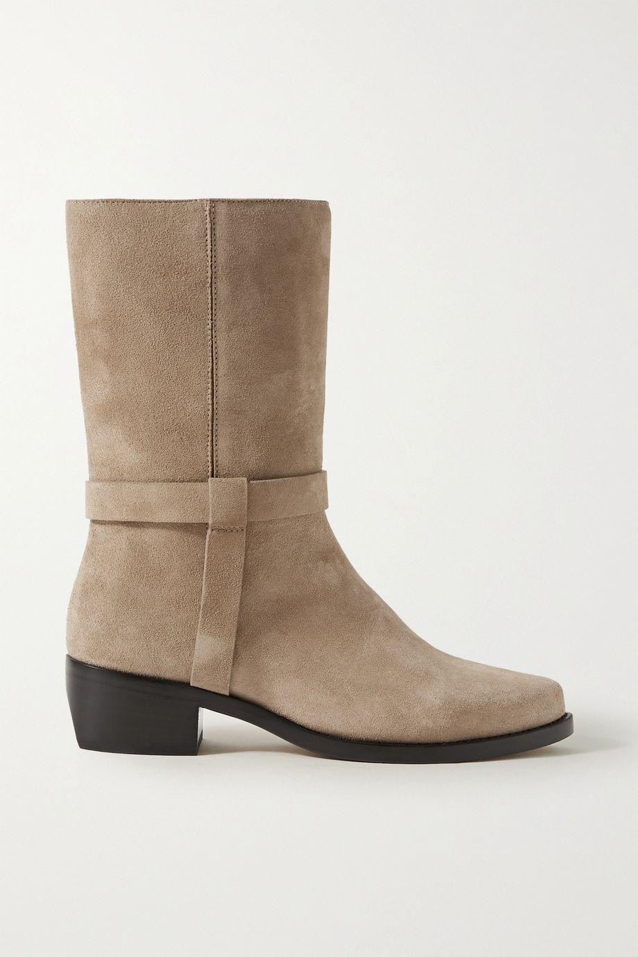 LEGRES Suede boots