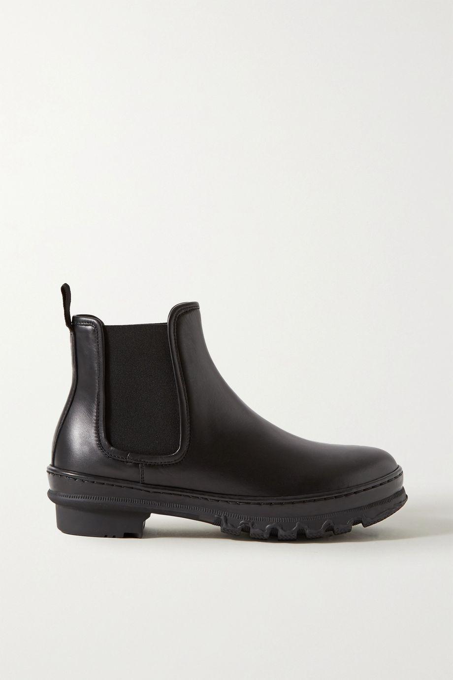 LEGRES Graden leather Chelsea boots
