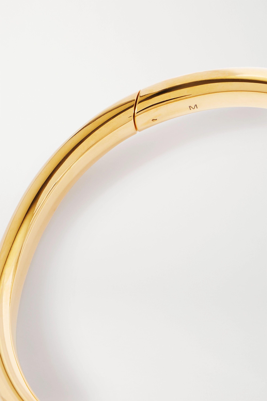 Alexander McQueen Gold-tone choker