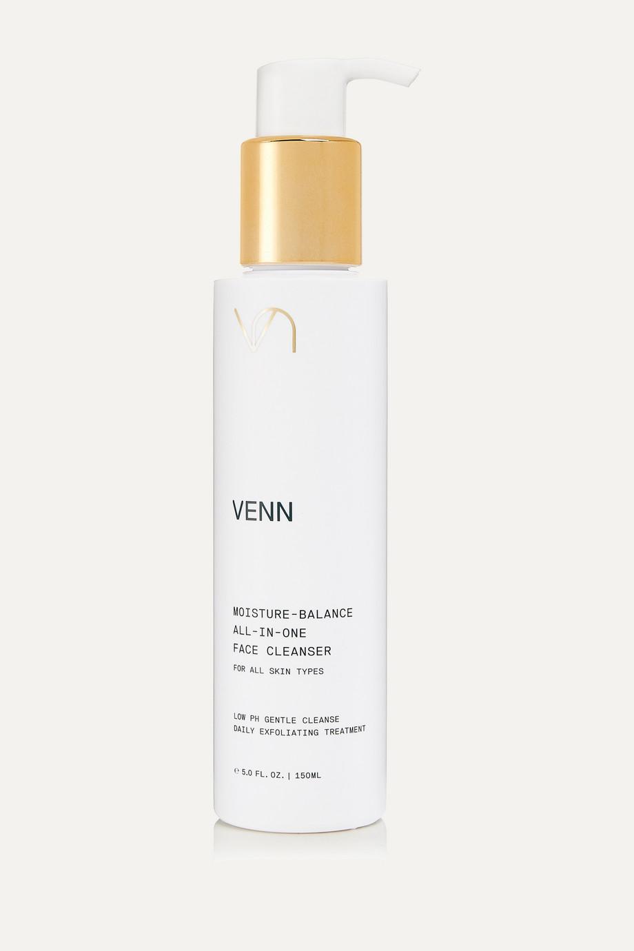 VENN Moisture-Balance All-In-One Face Cleanser, 150ml