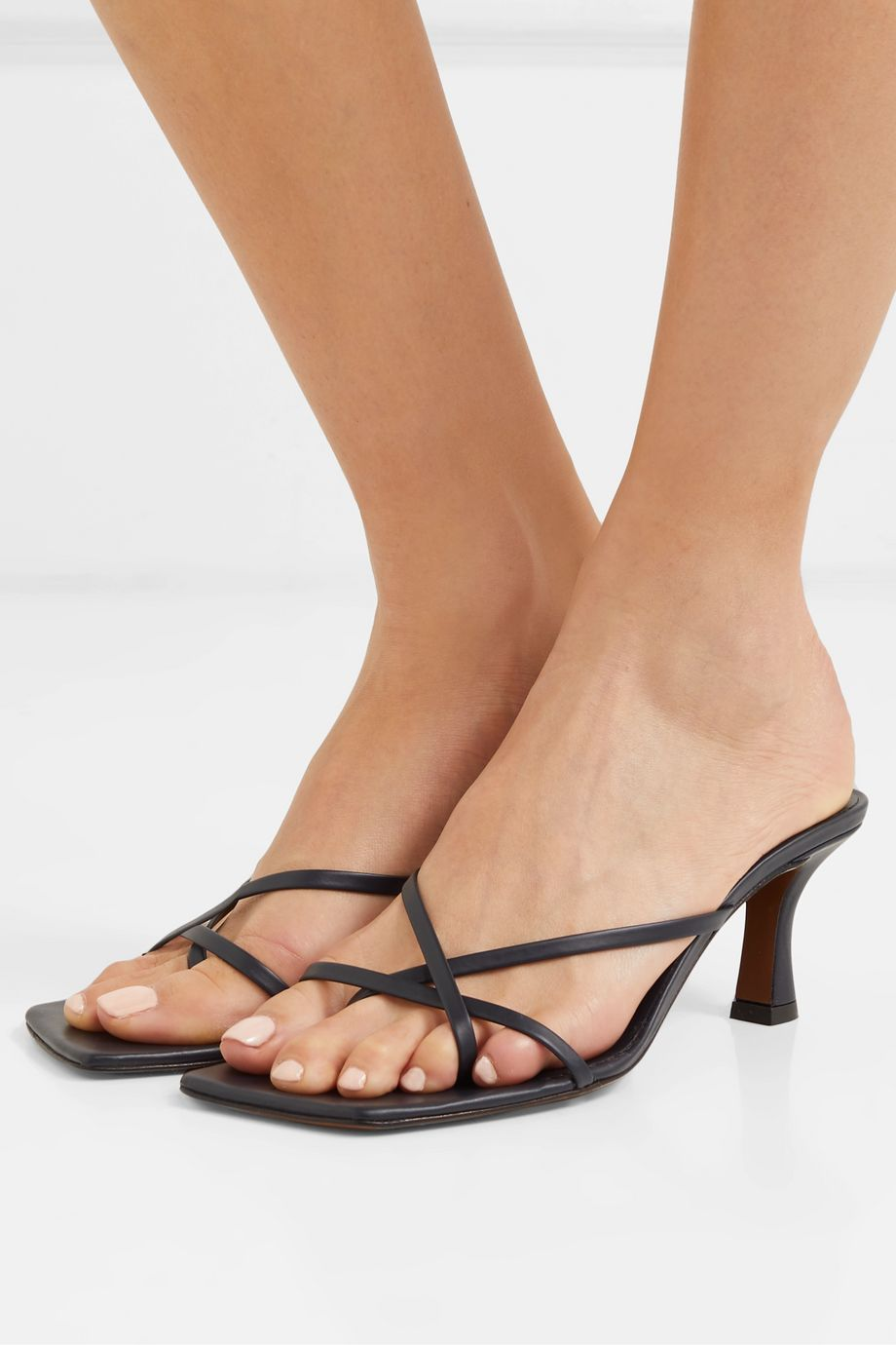 Neous Isia leather sandals