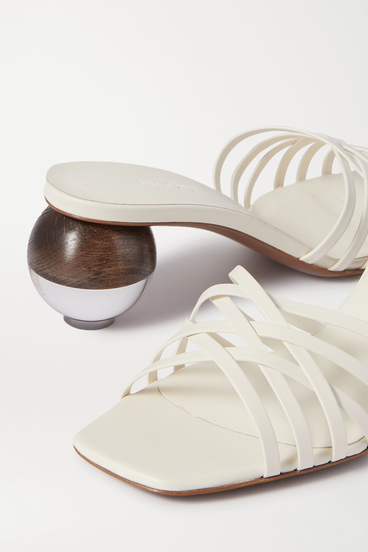 Neous Calpa leather mules