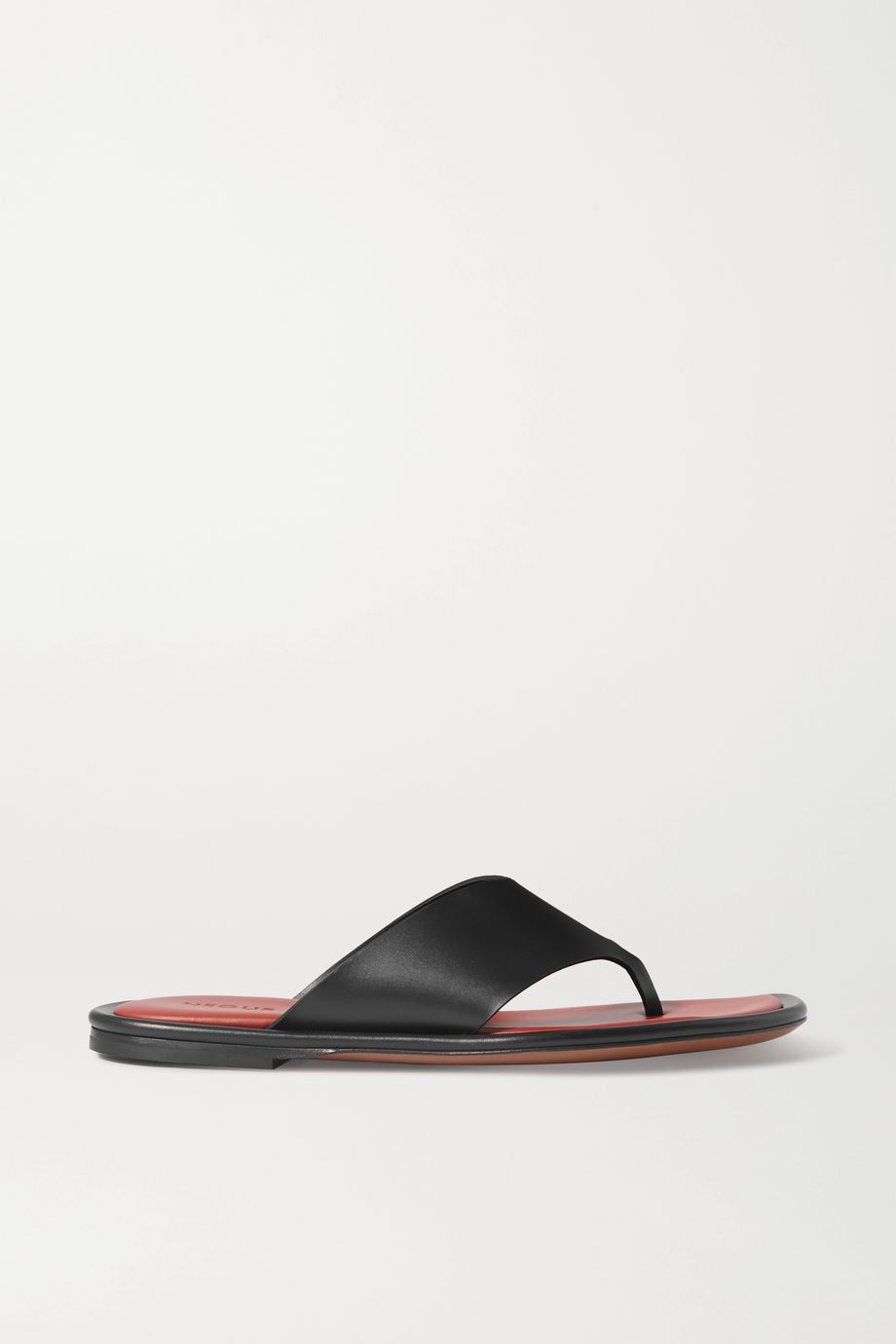 Neous Lanke leather flip flops