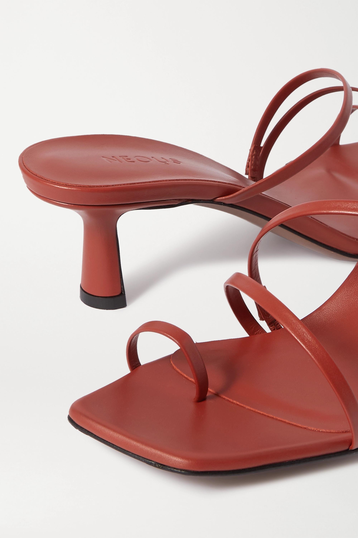Neous Erandra leather sandals