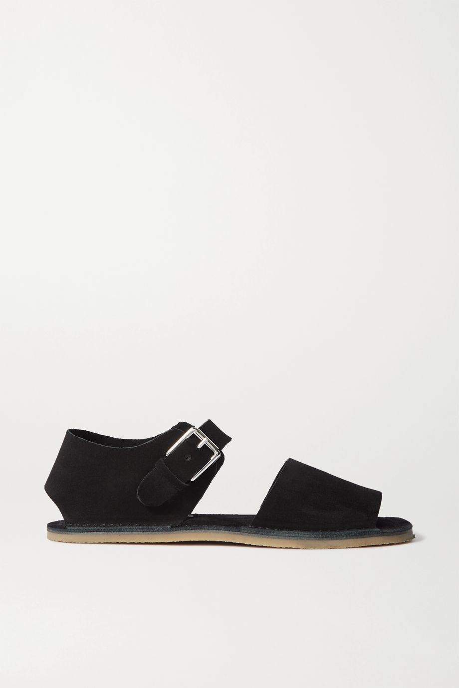 Acne Studios 绒面革凉鞋