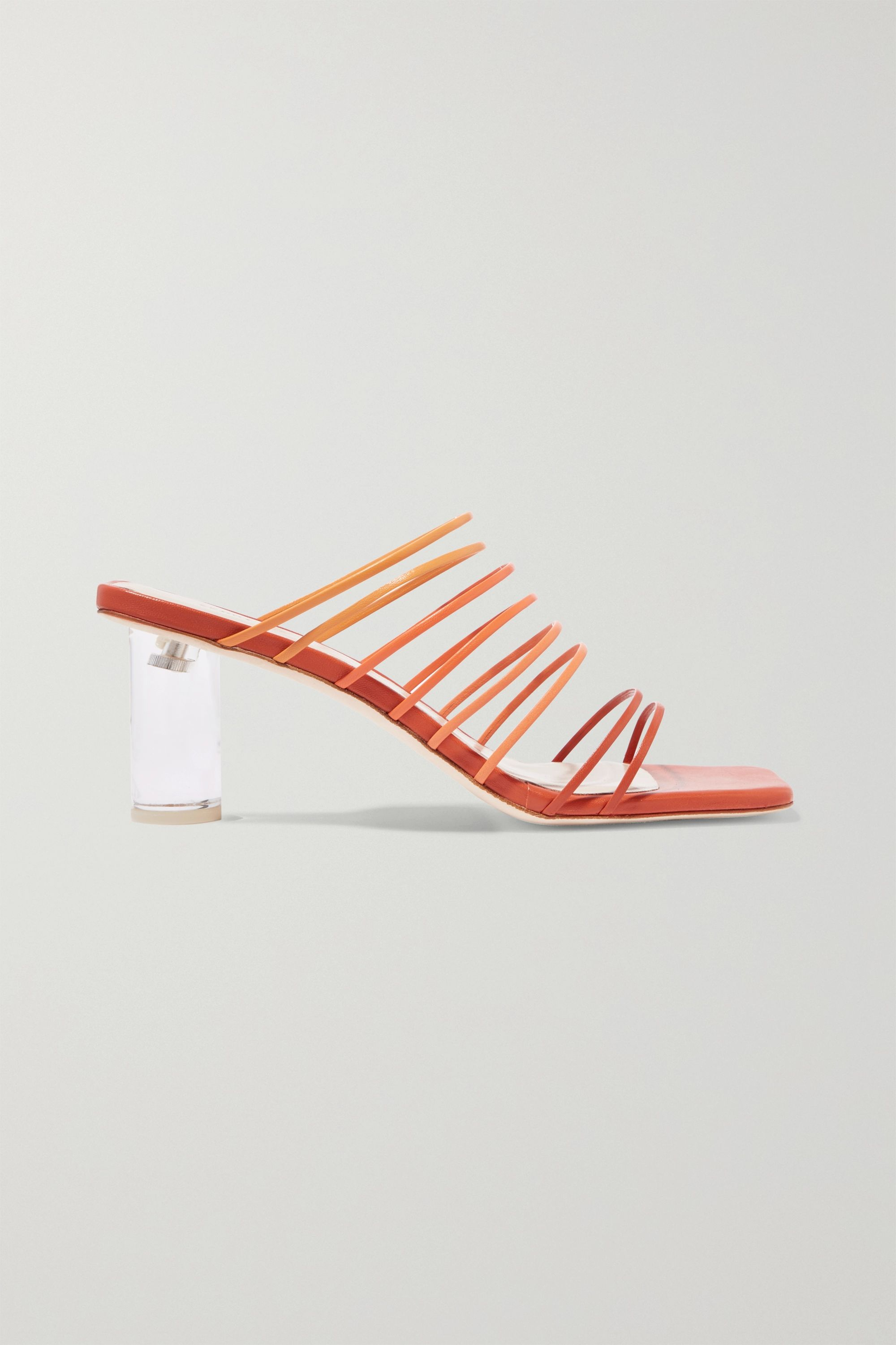 REJINA PYO Zoe ombré leather sandals
