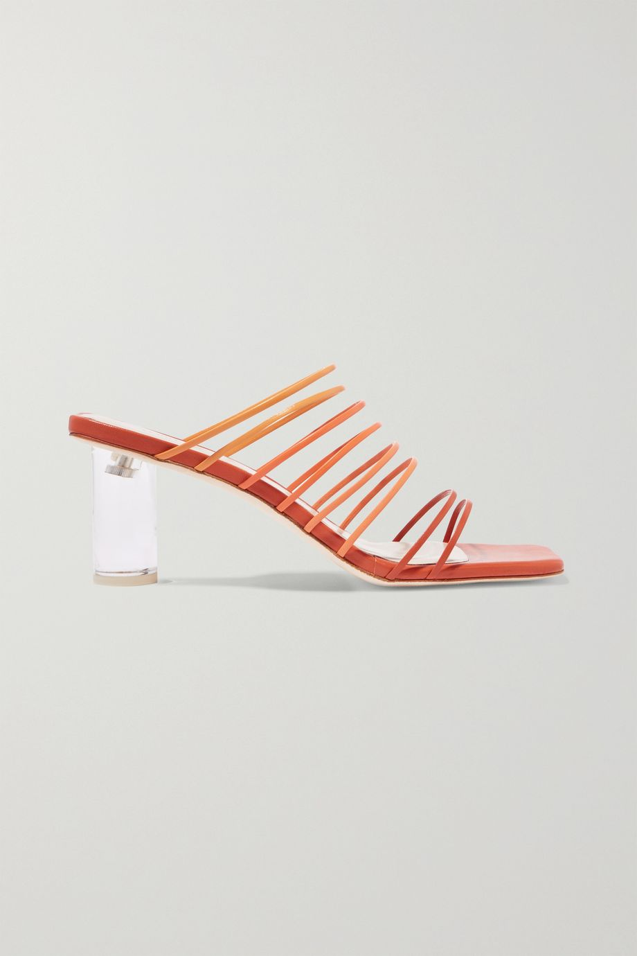 REJINA PYO Zoe ombré leather sandals