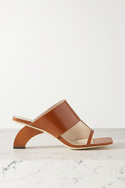 REJINA PYO Leah leather sandals