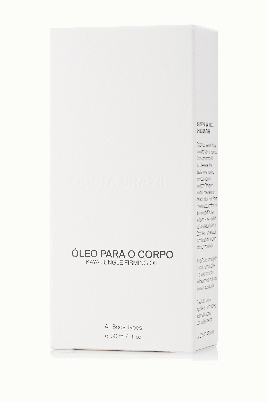 Costa Brazil Kaya Jungle Firming Body Oil, 30ml