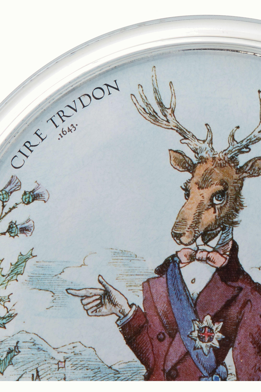 Cire Trudon Balmoral glass candle dish