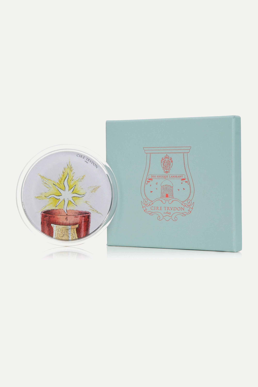 Cire Trudon Nazareth glass candle dish