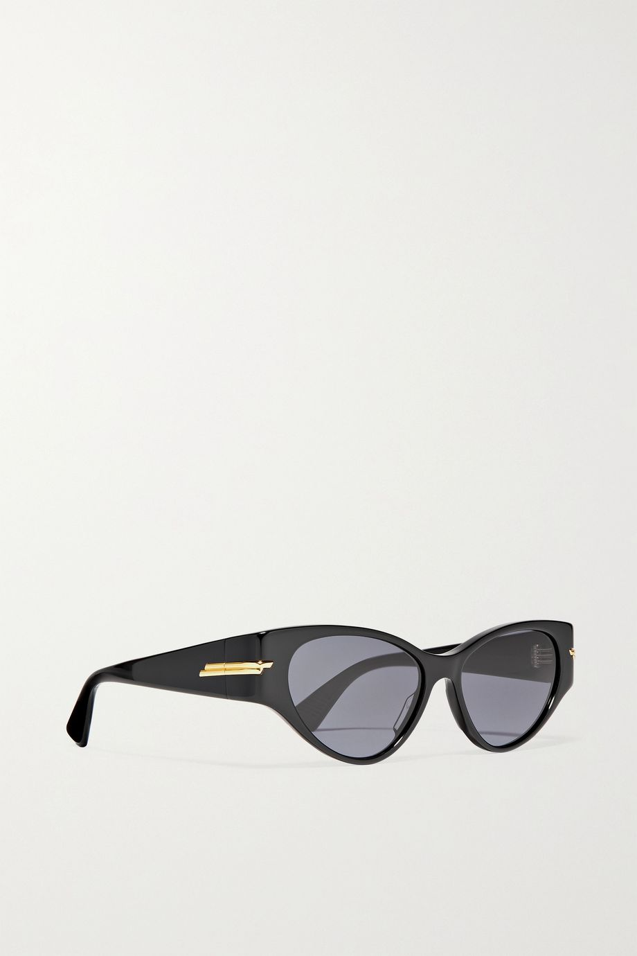 Bottega Veneta Cat-eye acetate sunglasses