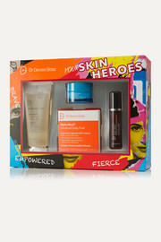 Dr. Dennis Gross Skincare Your Skin Heroes Kit