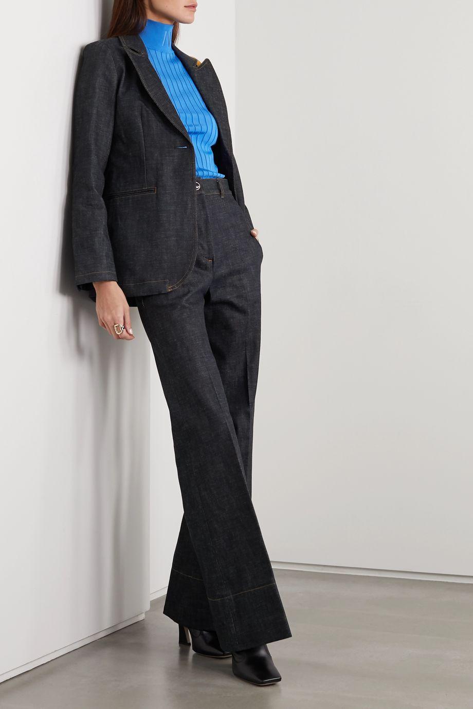 Victoria Beckham Denim blazer