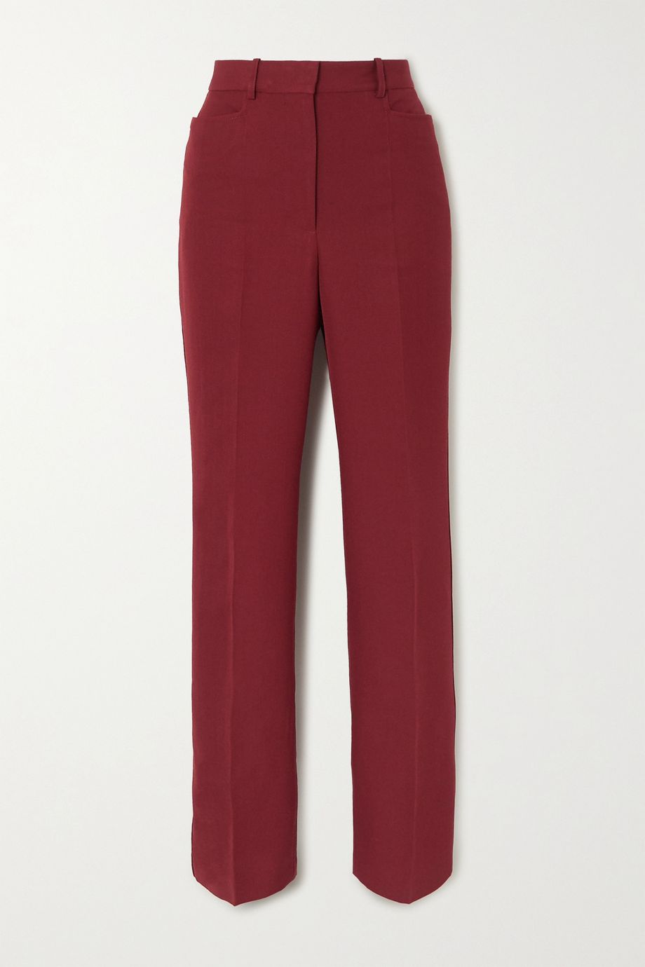 Victoria Beckham Canvas straight-leg pants