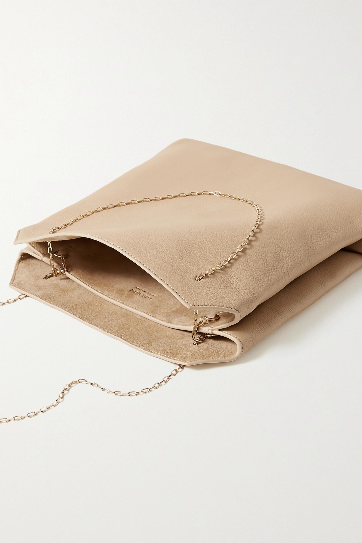 The Row Sac à main en cuir Lunch Bag Small