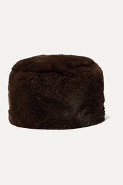 Clari faux fur hat