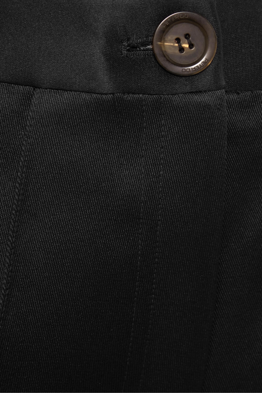 Peter Do 丝缎直筒九分裤