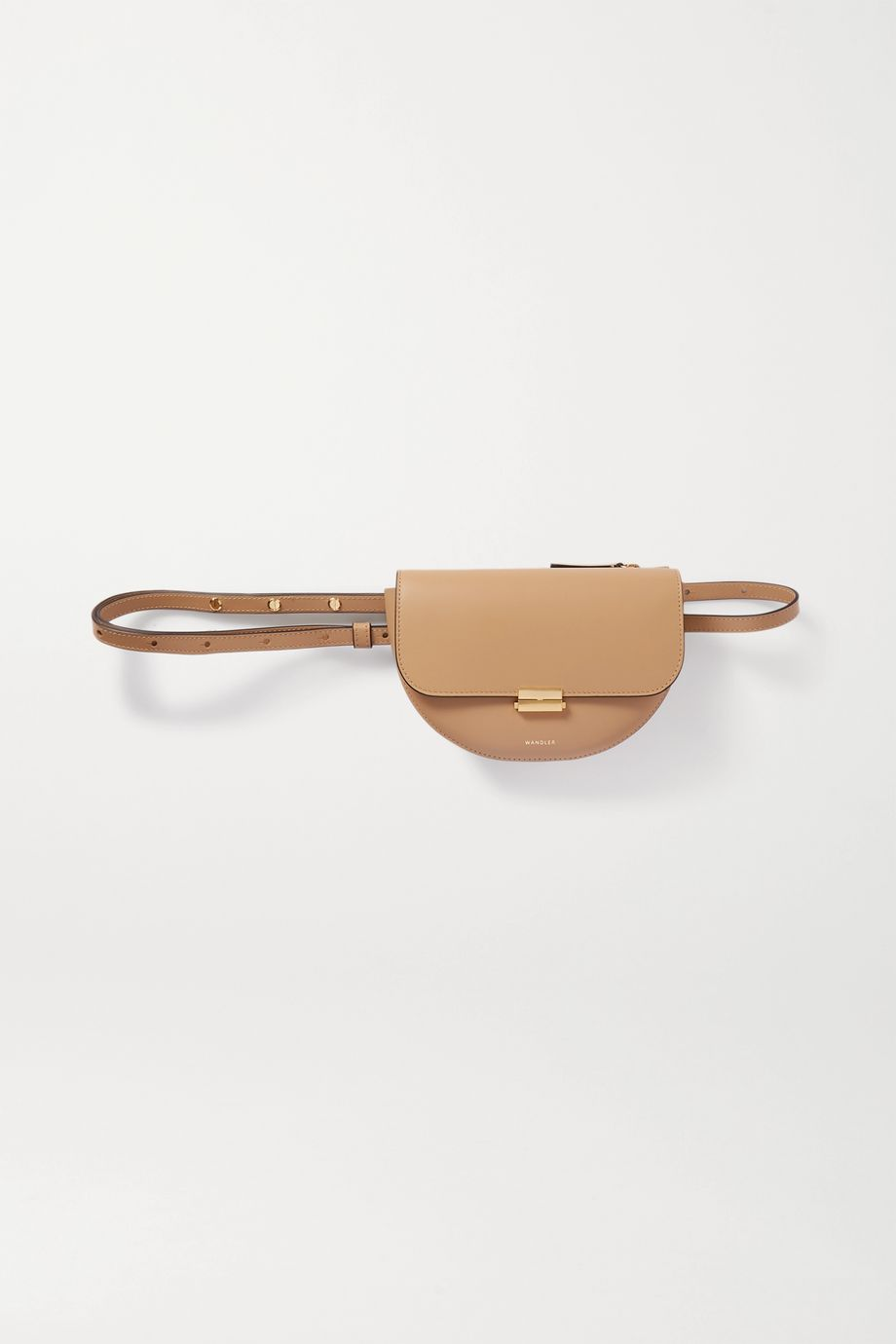 Wandler Anna leather shoulder bag