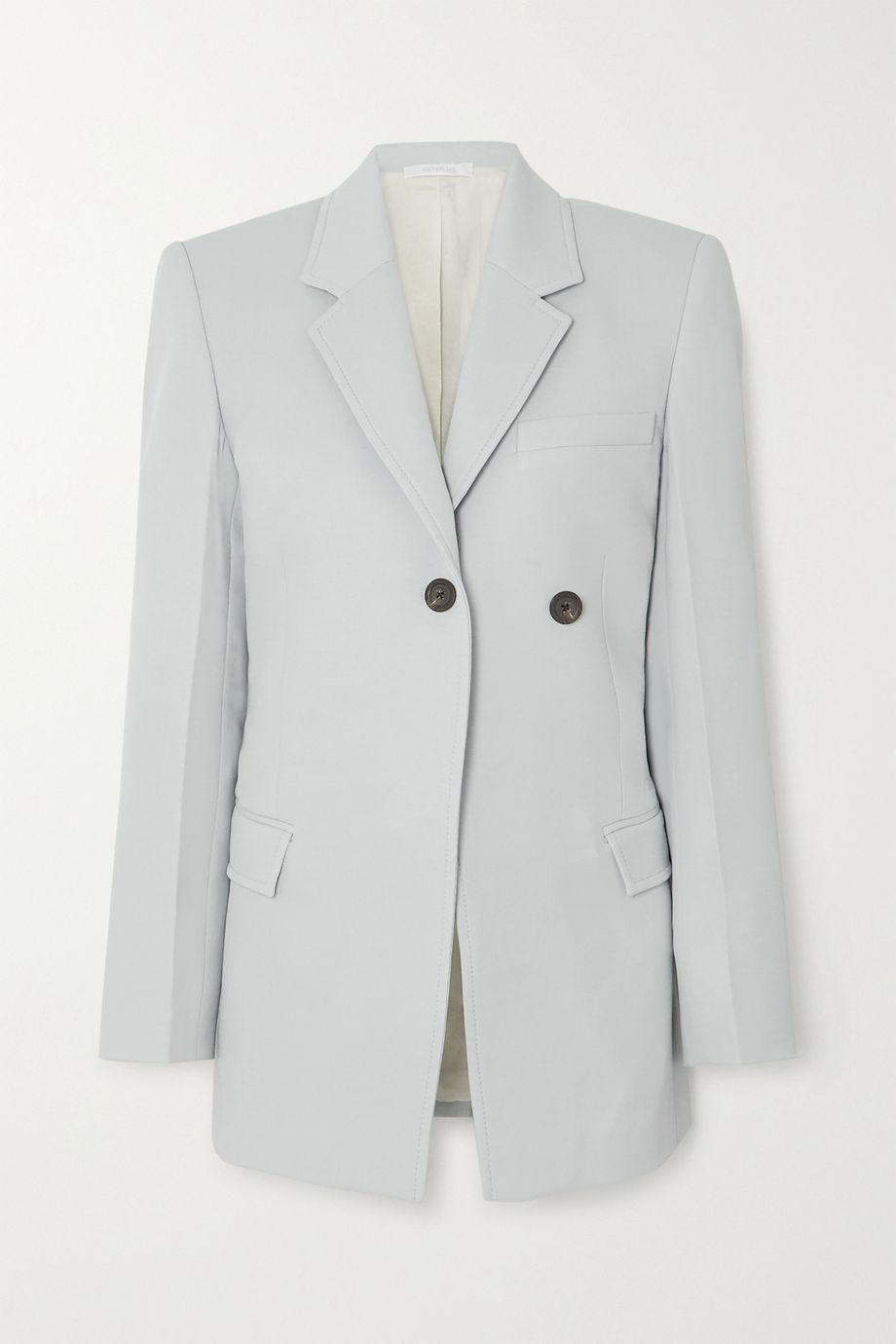 Peter Do Asymmetric cady blazer