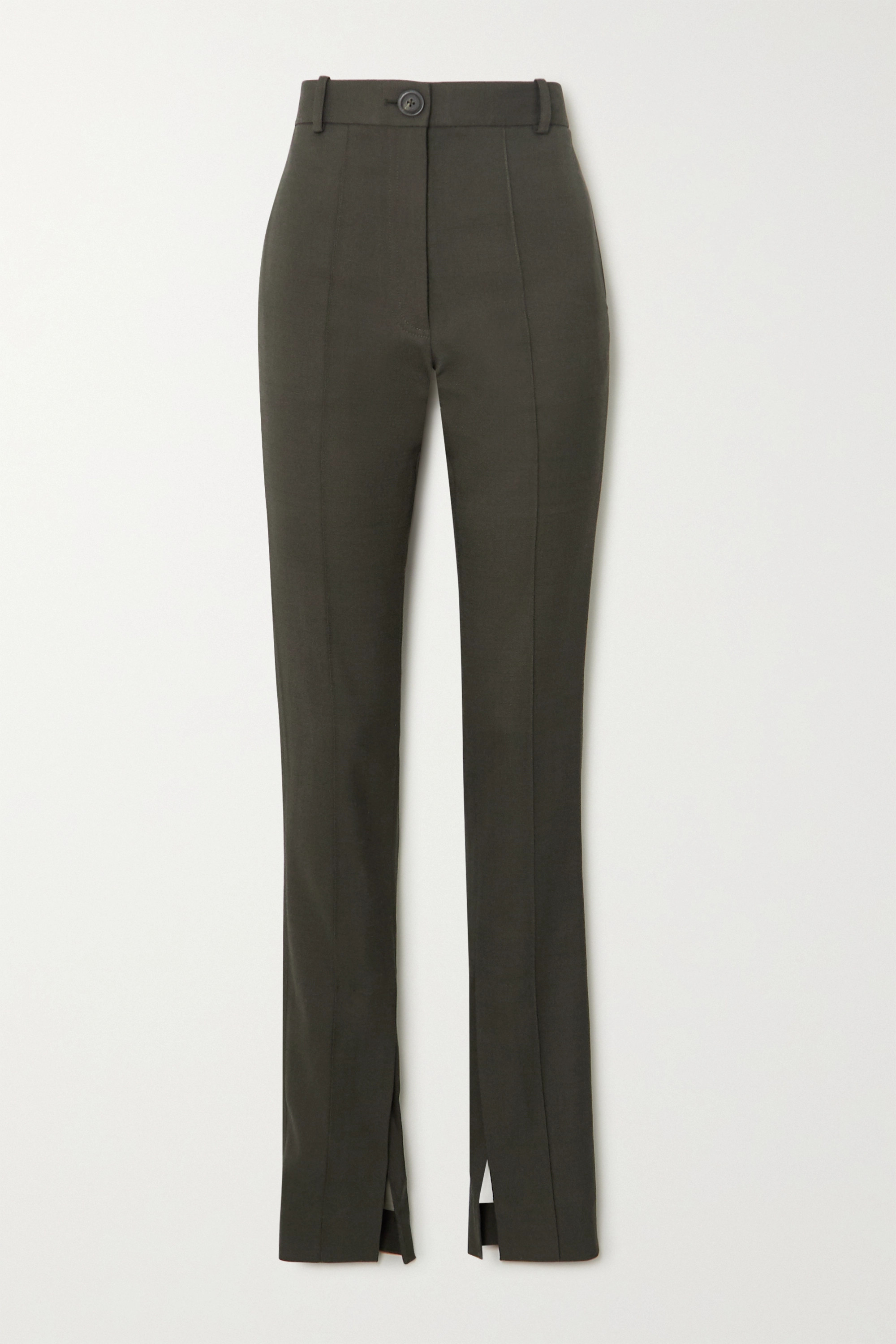 Peter Do Pantalon slim tissé