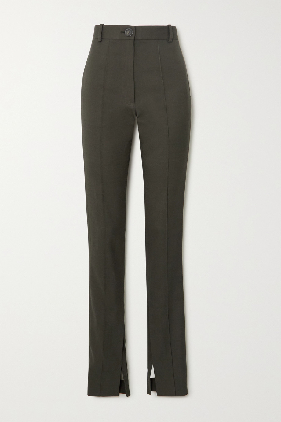 Peter Do Woven slim-leg pants