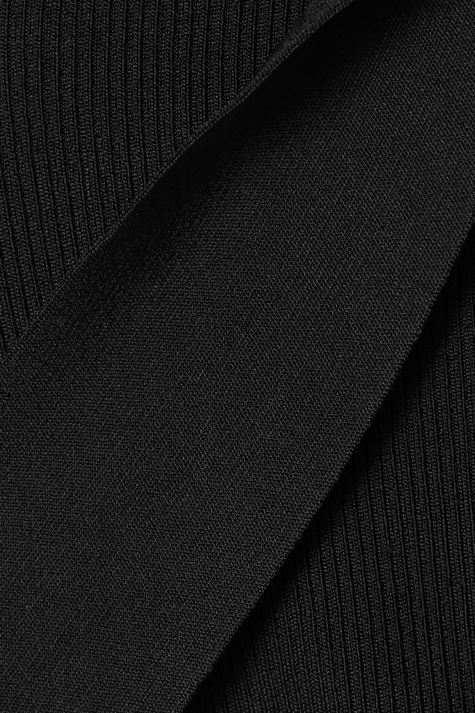 Peter Do Seatbelt 罗纹针织高领上衣