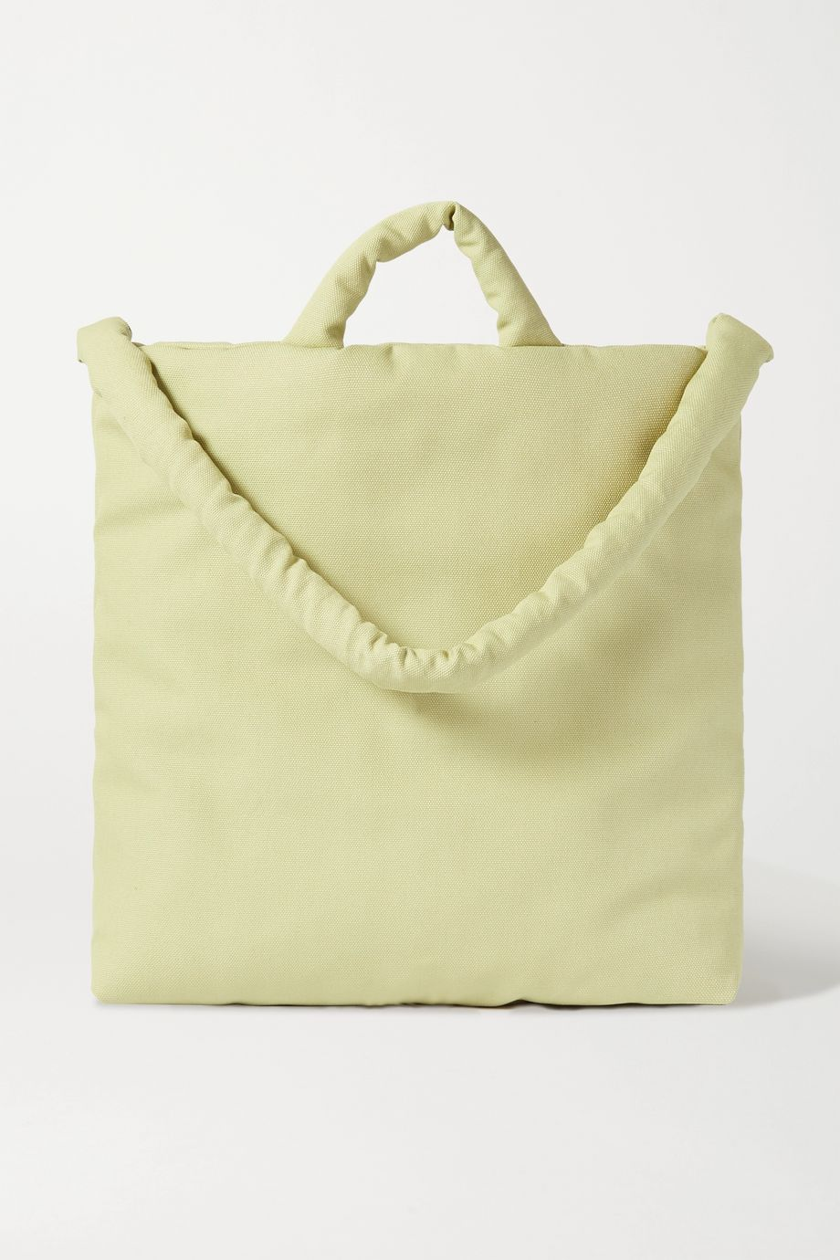 Kassl Editions Padded canvas tote