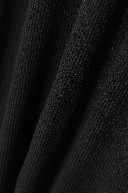 BITE Studios + NET SUSTAIN ribbed organic cotton top