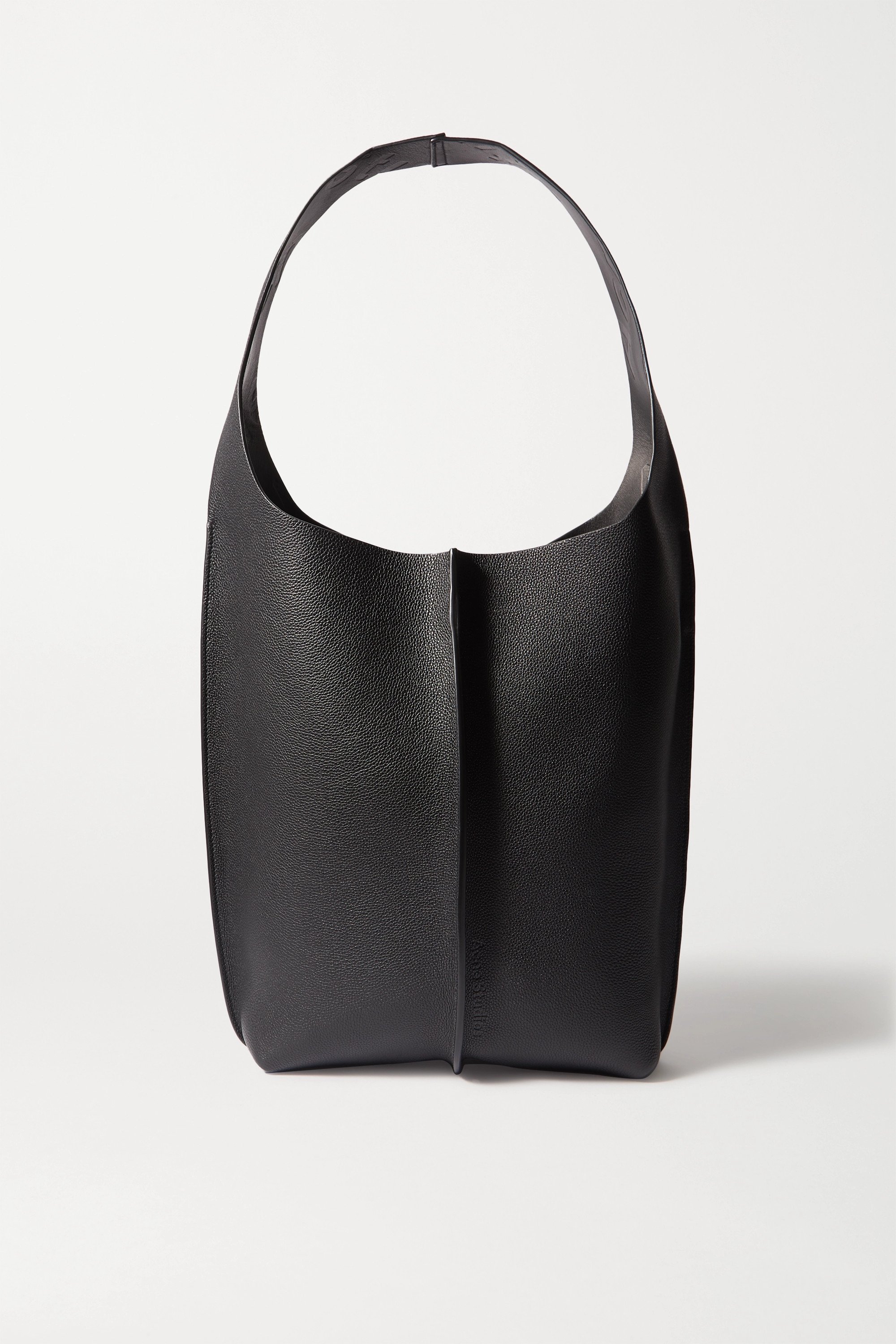 Textured Leather Tote Acne Studios