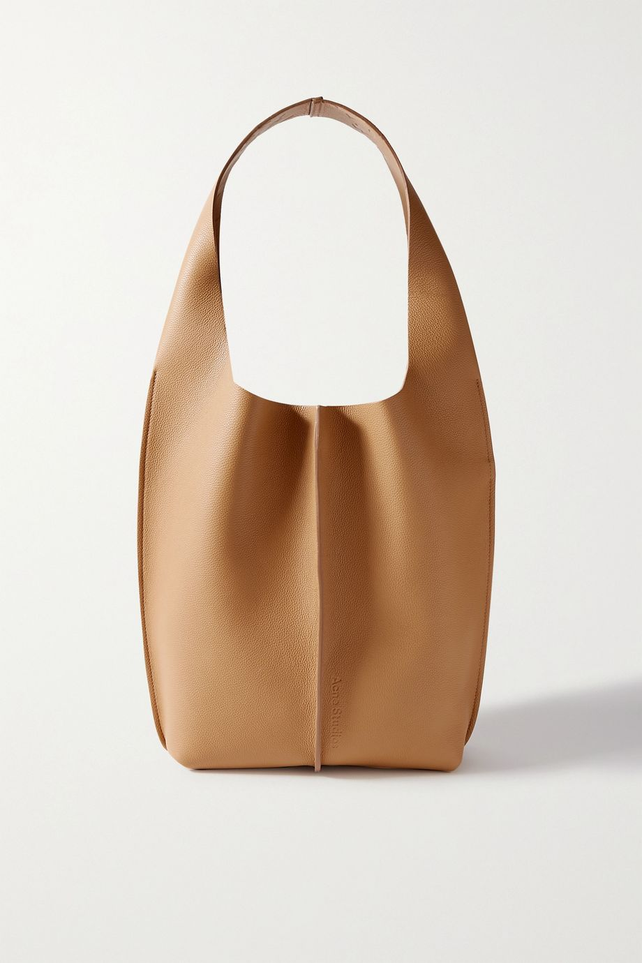 Acne Studios Textured-leather tote