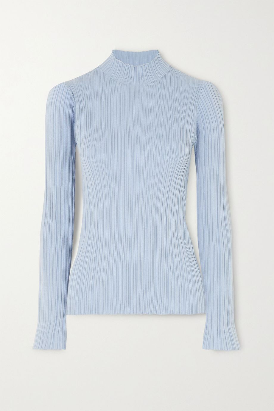 Acne Studios Ribbed cotton-blend sweater