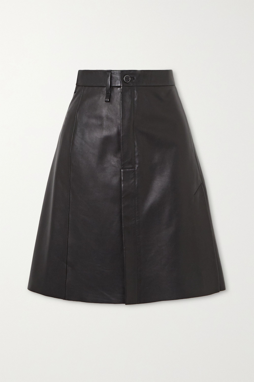 Acne Studios Leather skirt