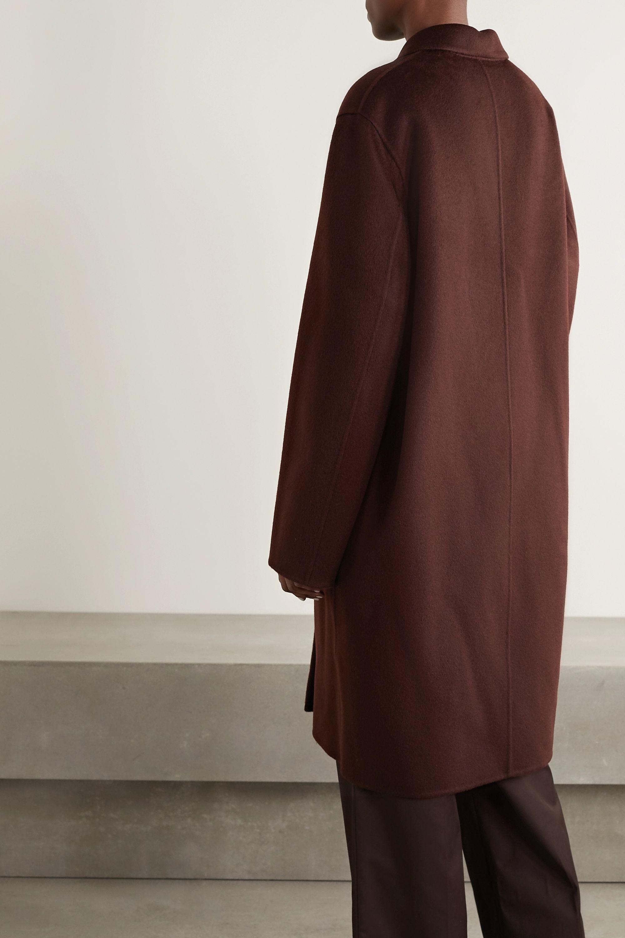 Acne Studios Oversized wool coat