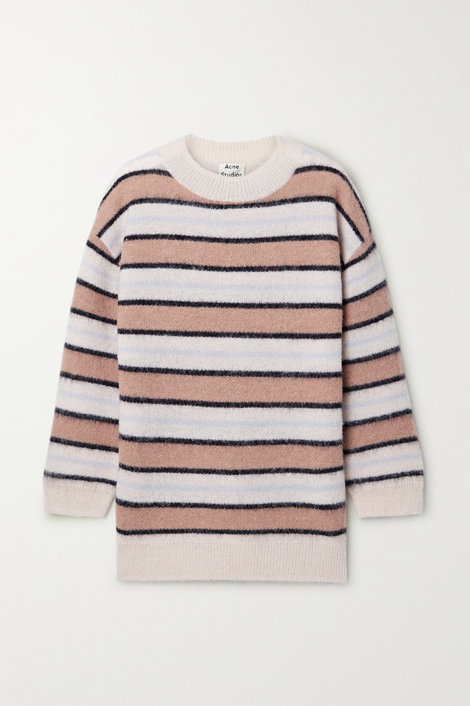 Acne Studios Striped knitted sweater