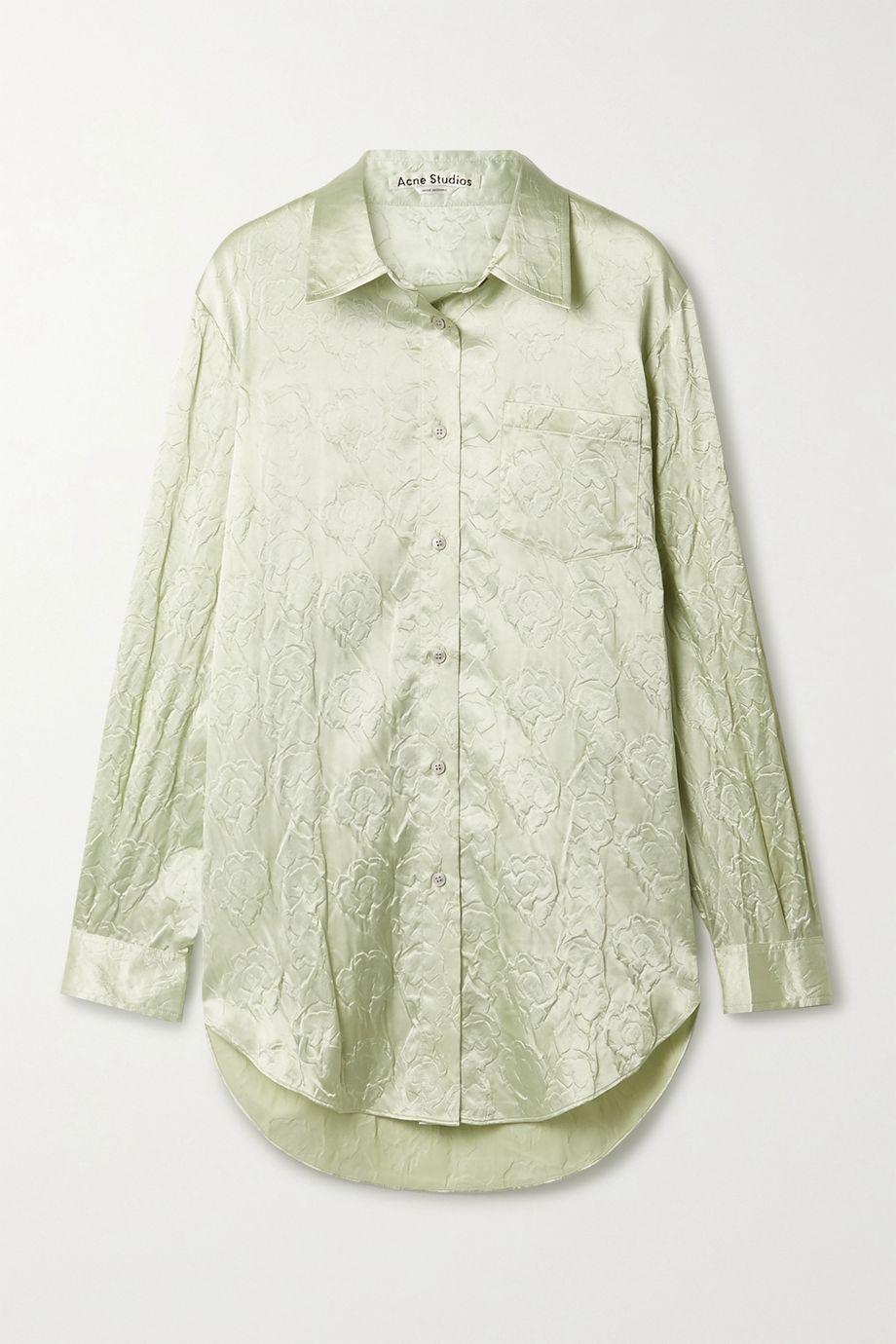 Acne Studios Cloqué shirt