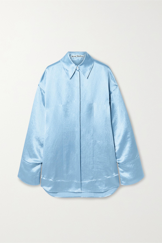 Acne Studios Charmeuse shirt