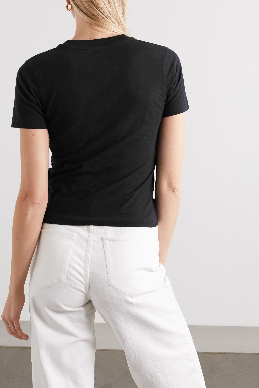 Acne Studios + NET SUSTAIN printed organic cotton-jersey T-shirt