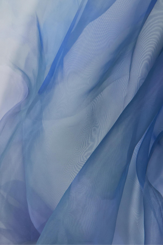 Beaufille Nebula organza blouse