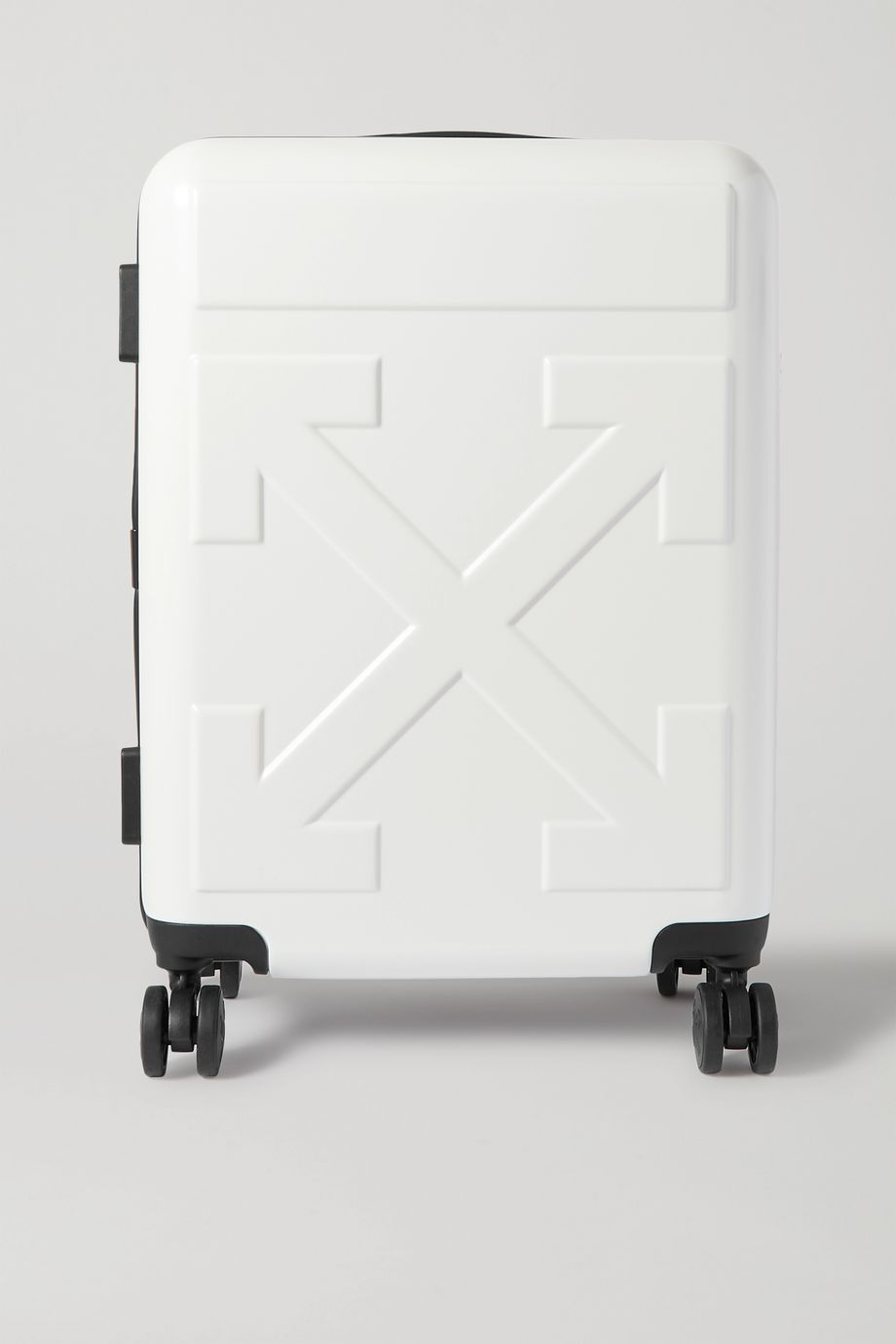Off-White Embossed hardshell suitcase