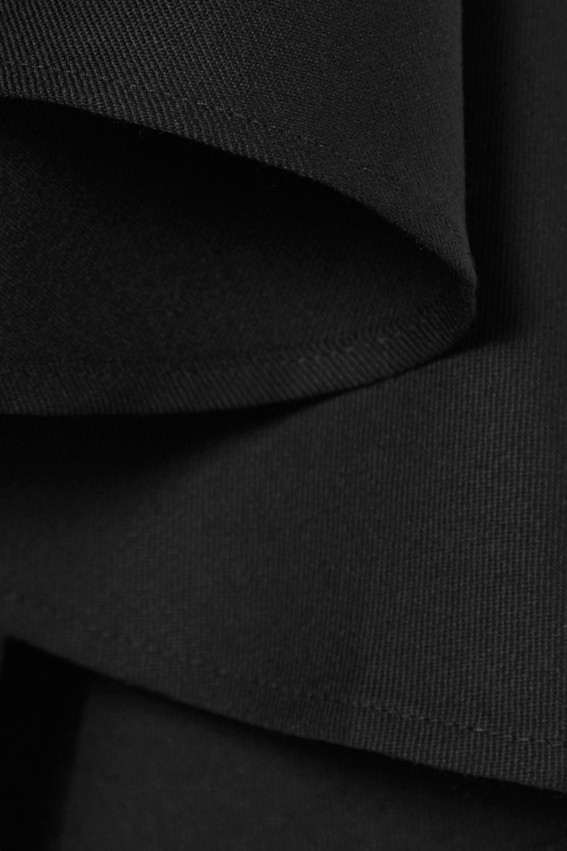 King & Tuckfield Waterfall cotton blazer