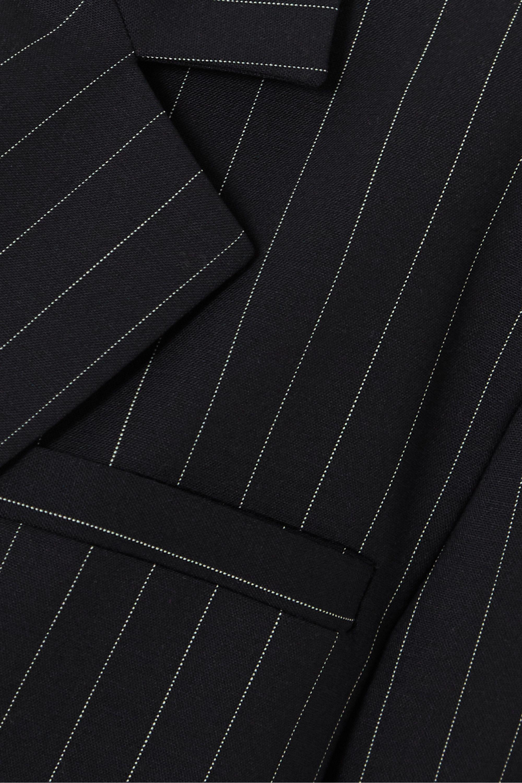 GAUGE81 Luxor oversized pinstriped wool-blend blazer